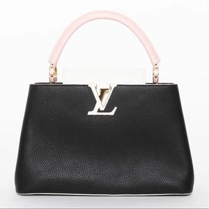 Louis Vuitton Capucines PM Bag